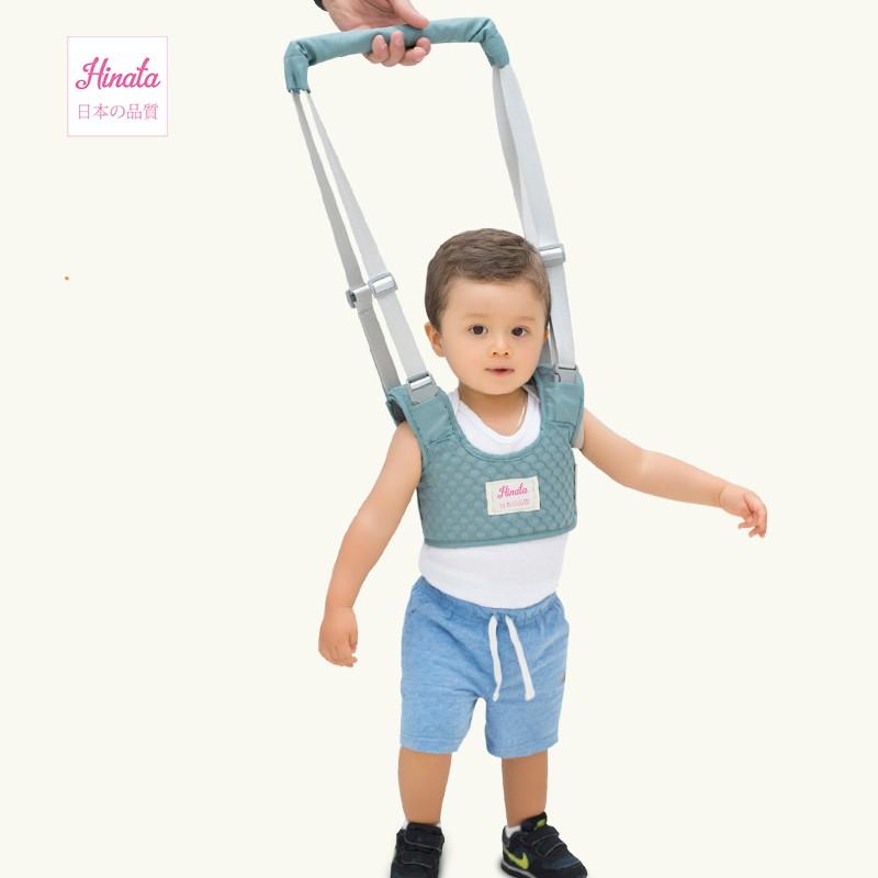 Đai tập đi cho bé DTD02 – Có đệm nách tránh cọ xát – Thương hiệu Hinata Nhật Bản