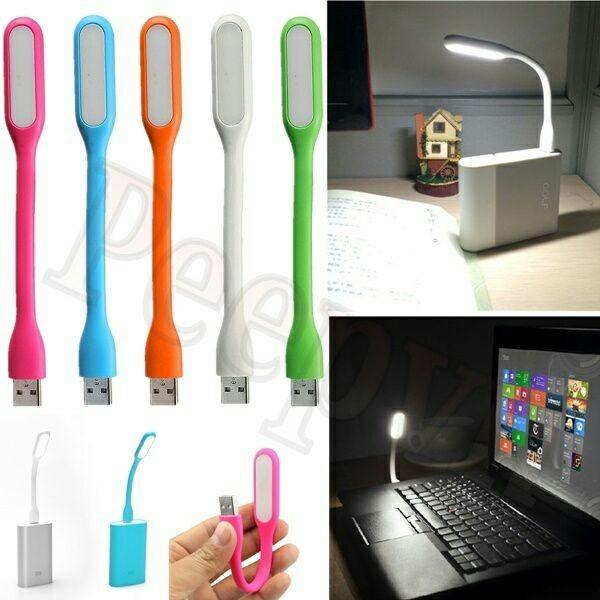 Combo 2 Đèn LED dùng nguồn USB - Màu ngẫu nhiên