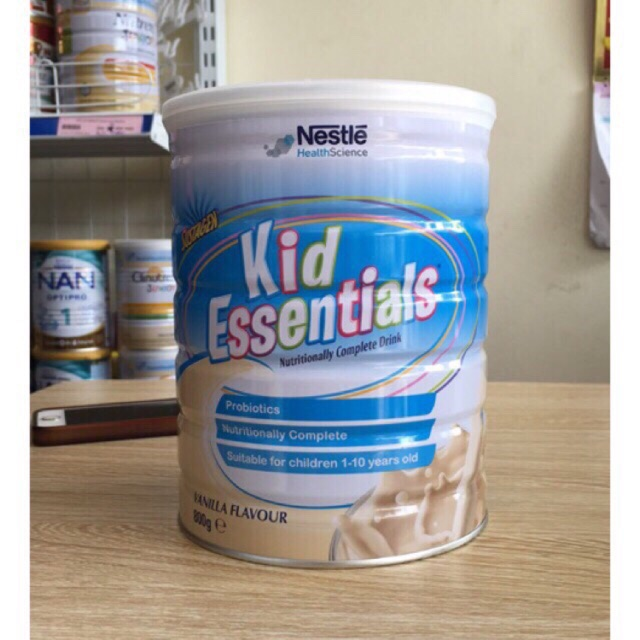 Sữa Kid Essentials Nestle (800g)