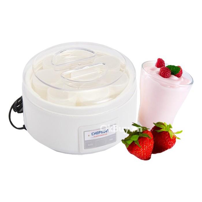 Máy làm sữa chua chefman 16 cốc - 3475653 , 953154425 , 322_953154425 , 170000 , May-lam-sua-chua-chefman-16-coc-322_953154425 , shopee.vn , Máy làm sữa chua chefman 16 cốc