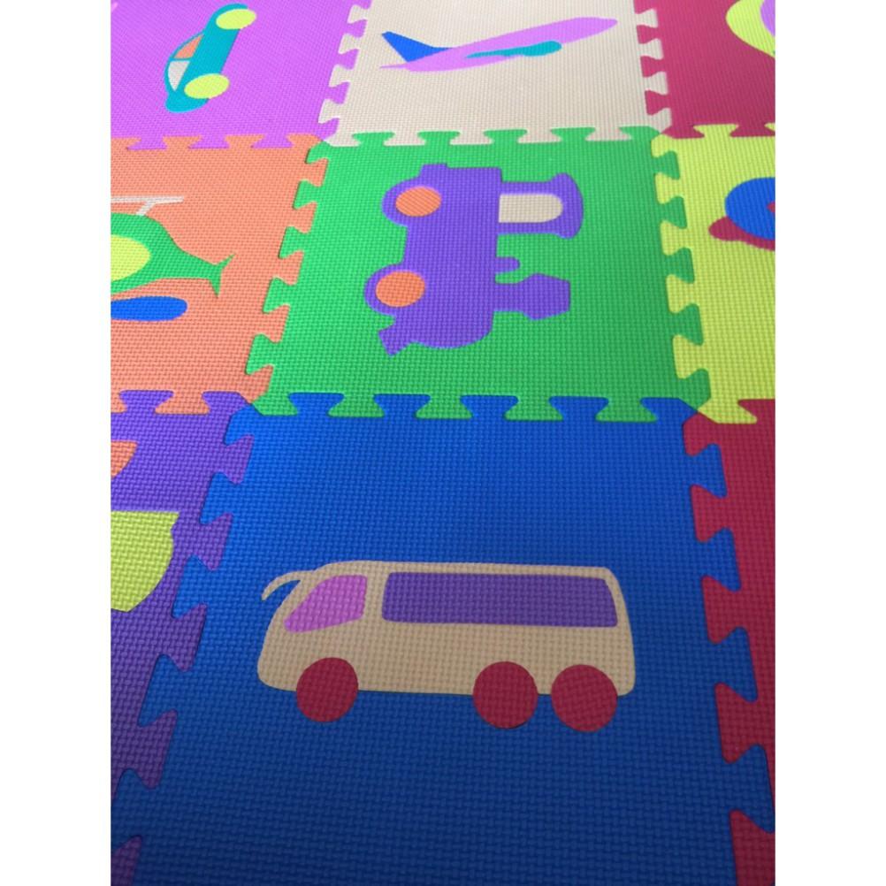 [G06] SALE HOT Tấm xốp lót sàn cho bé vui chơi, kích thước 30×30 cm/miếng S020