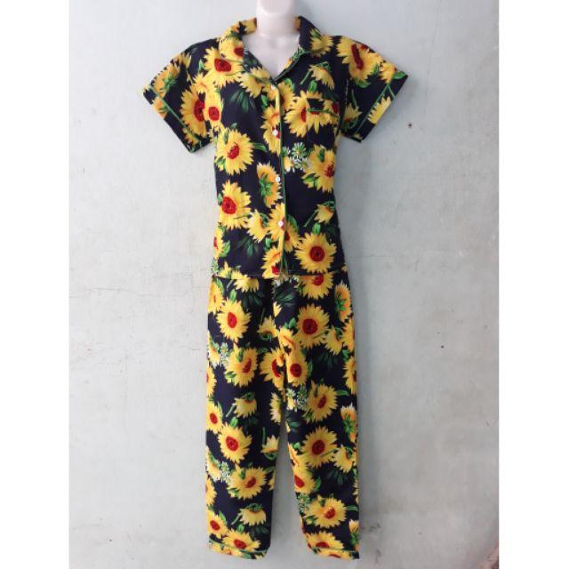 Bộ Pijama mặ
