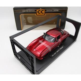 Ô tô mô hình 1983 chevy corvette tỷ lệ 1 18 Toyshouse