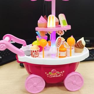 Bộ đồ chơi xe kem