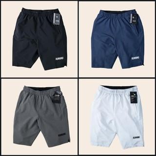 Quần đùi thể thao nam running chất mịn đẹp - quần short nam chạy bộ, tập gym, tập thể thao thumbnail