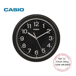 Đồng hồ treo tường Casio IQ-59-1BDF  ( Đường kính 26 cm)