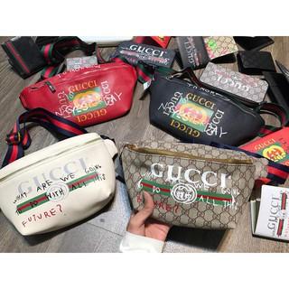[ Sản phẩm yêu thích ] Túi đeo bụng thời trang cao cấp Gucci