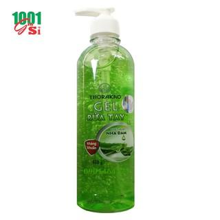Gel rửa tay khô, sạch da, kháng khuẩn Thorakao 430ml thumbnail