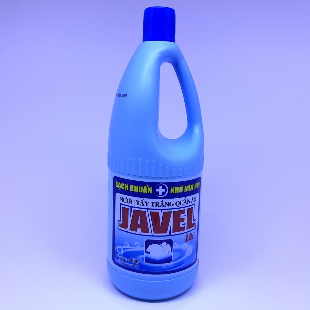 Nước tẩy trắng quần áo Javel LIX - 1kg - 22851010 , 1195129348 , 322_1195129348 , 15000 , Nuoc-tay-trang-quan-ao-Javel-LIX-1kg-322_1195129348 , shopee.vn , Nước tẩy trắng quần áo Javel LIX - 1kg