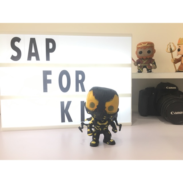 Mô hình funko pop Yellow jacket Antman