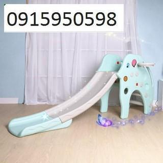 Cầu trượt voi đứng mã 180