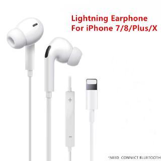 Tai Nghe Nhét Tai Bluetooth Không Dây Cho Apple 7 / 7p / 8
