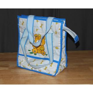 HÀNG CŨ – Túi xách chống thấm chú gấu