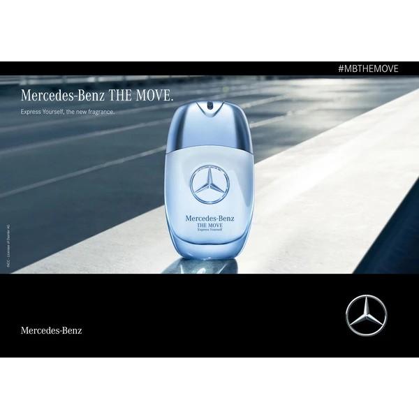 Paris France Beauty - Nước Hoa Nam Mercedes-Benz The Move EDT