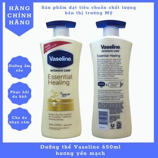 [HÀNG MỸ] Sữa dưỡng thể Vaseline 600ml