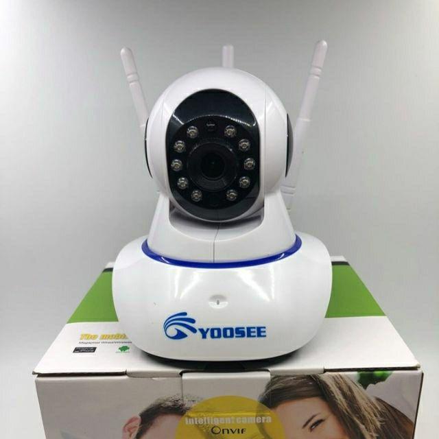 Camera Yoosee 3 râu HD720 giám sát chống trộm