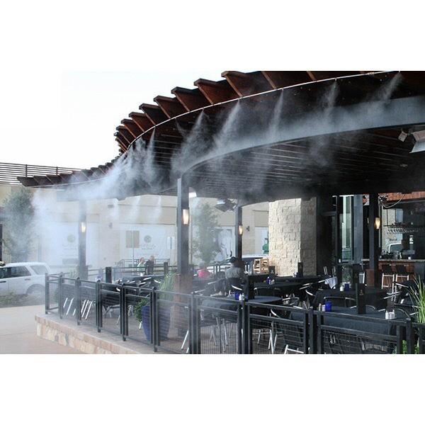 Combo 15 béc phun sương Làm Mát Không Khí Cho Nhà Hàng, Quán Cafe, làm mát xưởng, làm mát mái tôn, làm mát chuồng trại