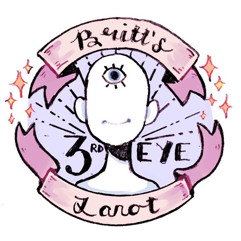 [Tarotscopes]Bộ bài Britt's 3rd Eyes Tarot/Third Eye Tarot