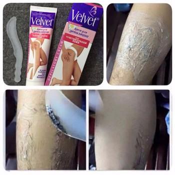 kem tẩy lông velvet Sensitive của nga - 13695970 , 1081204864 , 322_1081204864 , 90000 , kem-tay-long-velvet-Sensitive-cua-nga-322_1081204864 , shopee.vn , kem tẩy lông velvet Sensitive của nga