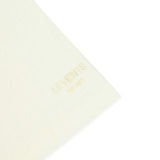 Hình ảnh Áo thun LEVENTS Popular Logo/ Cream Blue-2