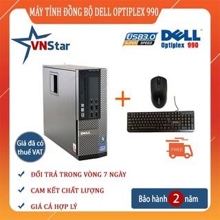 Máy Tính Đồng Bộ DELL OPTIPLEX 990 | Shopee Việt Nam