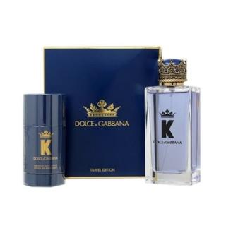 Set Nước Hoa Nam Dolce & Gabbana K EDT 2pcs (100ml & Lăn khử mùi 75g ) - Scent of Per thumbnail