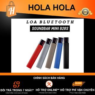 [Mã ELFLASH5 giảm 20K đơn 50K] Loa Bluetooth Soundbar mini B28S (Giao Màu Ngẫu Nhiên)