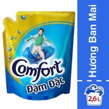Nước xả vải Comfort Đậm Đặc Hương Ban Mai túi 2.6L MSP67145289