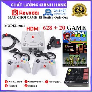 Máy Chơi Game 628 trò nes + 20 trò mới , Chuẩn HDMI , playstation , tay cầm game , máy chơi game , ps4 thumbnail
