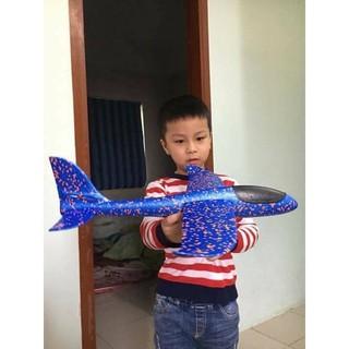 Máy bay xốp đồ chơi cho bé
