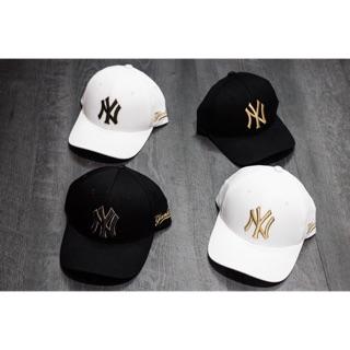 Nón Nam Yankess Logo Gold Cực Đẹp