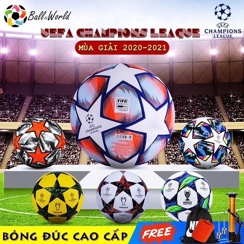 Bóng Đá Champions League Size Số 4 5 Cúp C1 Châu Âu Qua Các Mùa Giải Phù Hợp Sân Cỏ Nhân Tạo Và Sân Cỏ Tự Nhiên