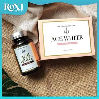 [COLLAGEN ĐẸP DA] Viên uống trắng da Collagen Ace White giúp giảm thâm, mờ nám, dưỡng trắng hồng hào, dưỡng trắng da mặt thumbnail