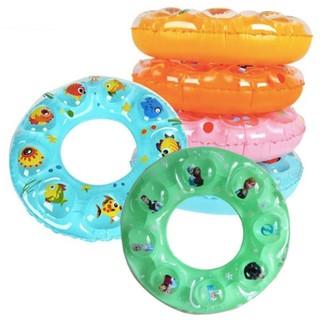 Phao bơi tròn cho bé( Nhiều màu)-Đường kính 60cm thumbnail