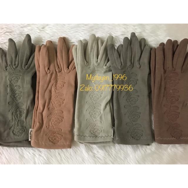 Bao tay vải loại tốt (giao màu ngẫu nhiên)