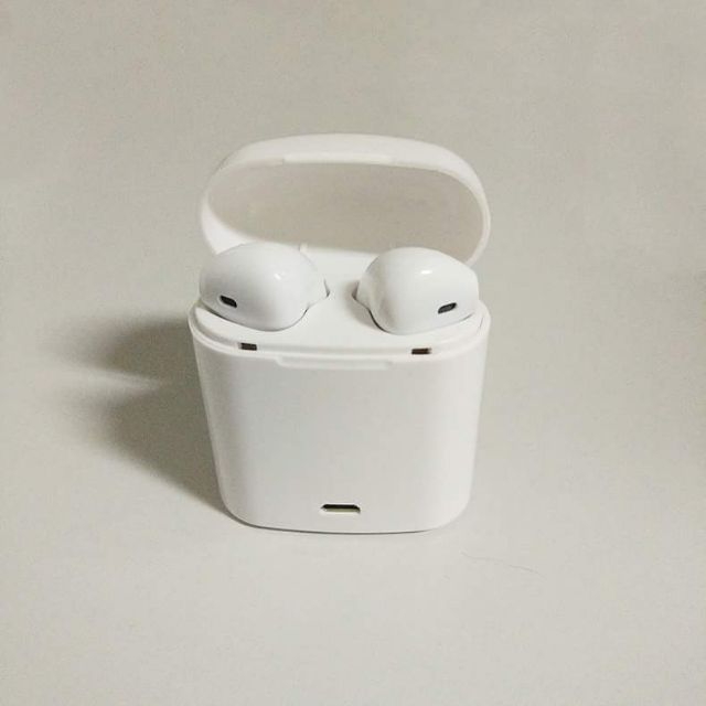 Tai nghe Bluetooth cho IPX I7S kết nối 2 tai