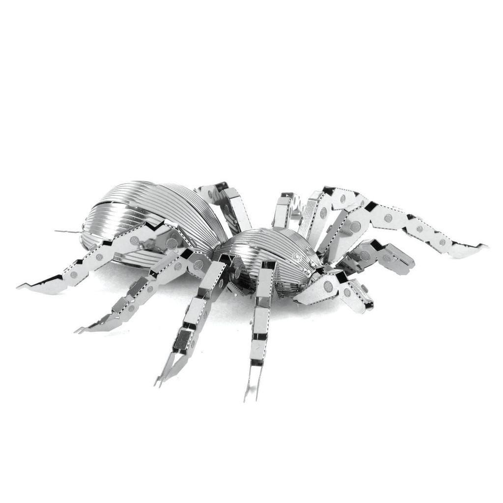 Mô Hình Kim Loại Lắp Ráp 3D Metal mosaic TARANTULA