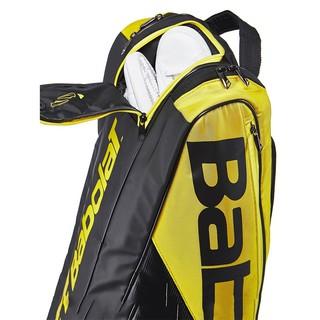 SẴN [HÀNG MỚI VỀ] Túi tennis Babolat Pure Aero 6 Pack Bag bán chạy HOT :)) .New . ..