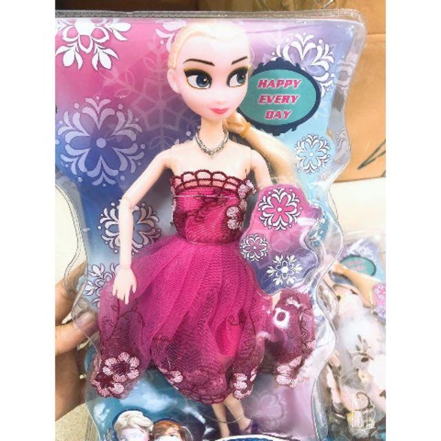 công chúa búp bê váy xòe