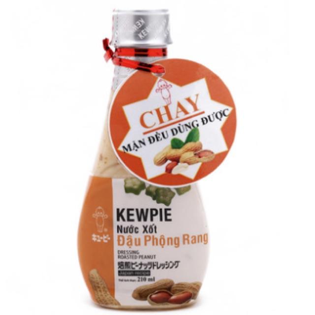 Nước sốt đậu phộng rang Kewpie