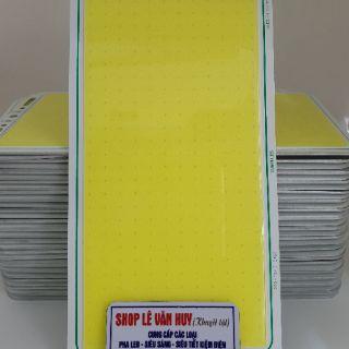 Chíp led cob - siêu to khổng lồ 100w - 12v - 14v mua 10 tặng 1 - hình 1