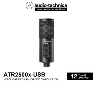 Microphone Audio-technica ATH-ATR2500x-USB - Hàng Chính Hãng