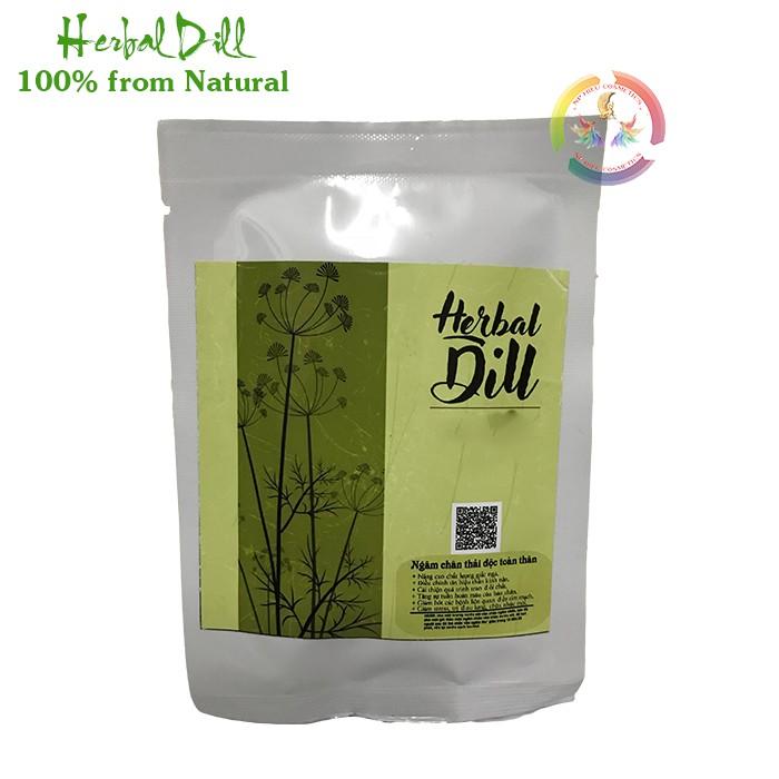 Ngâm chân thải độc tố Herbal Dill
