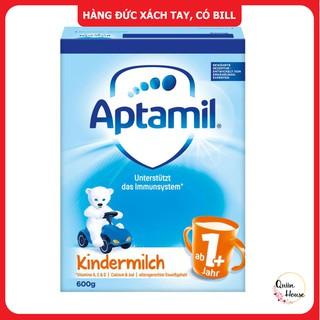 Sữa Aptamil 1 cho bé từ 1 tuổi trở lên 600g
