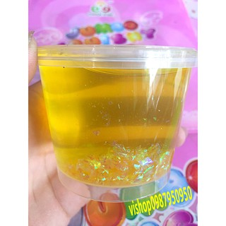 đồ chơi slime hộp slime phối 2 màu đẹp mã AYG59 EMS3460