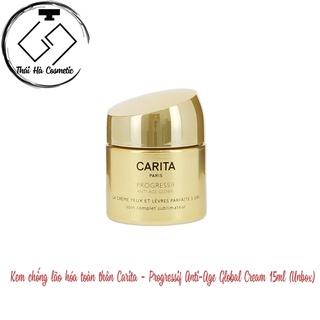 Kem chống lão hóa vùng mắt Carita 15ml (unbox) thumbnail