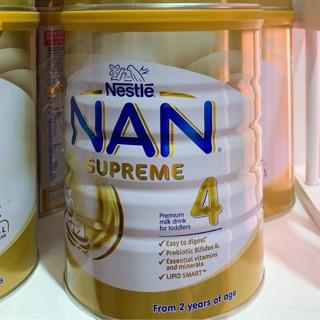 [ KÈM BILL ] Sữa Nan Supreme Úc số 4 ( 800g)