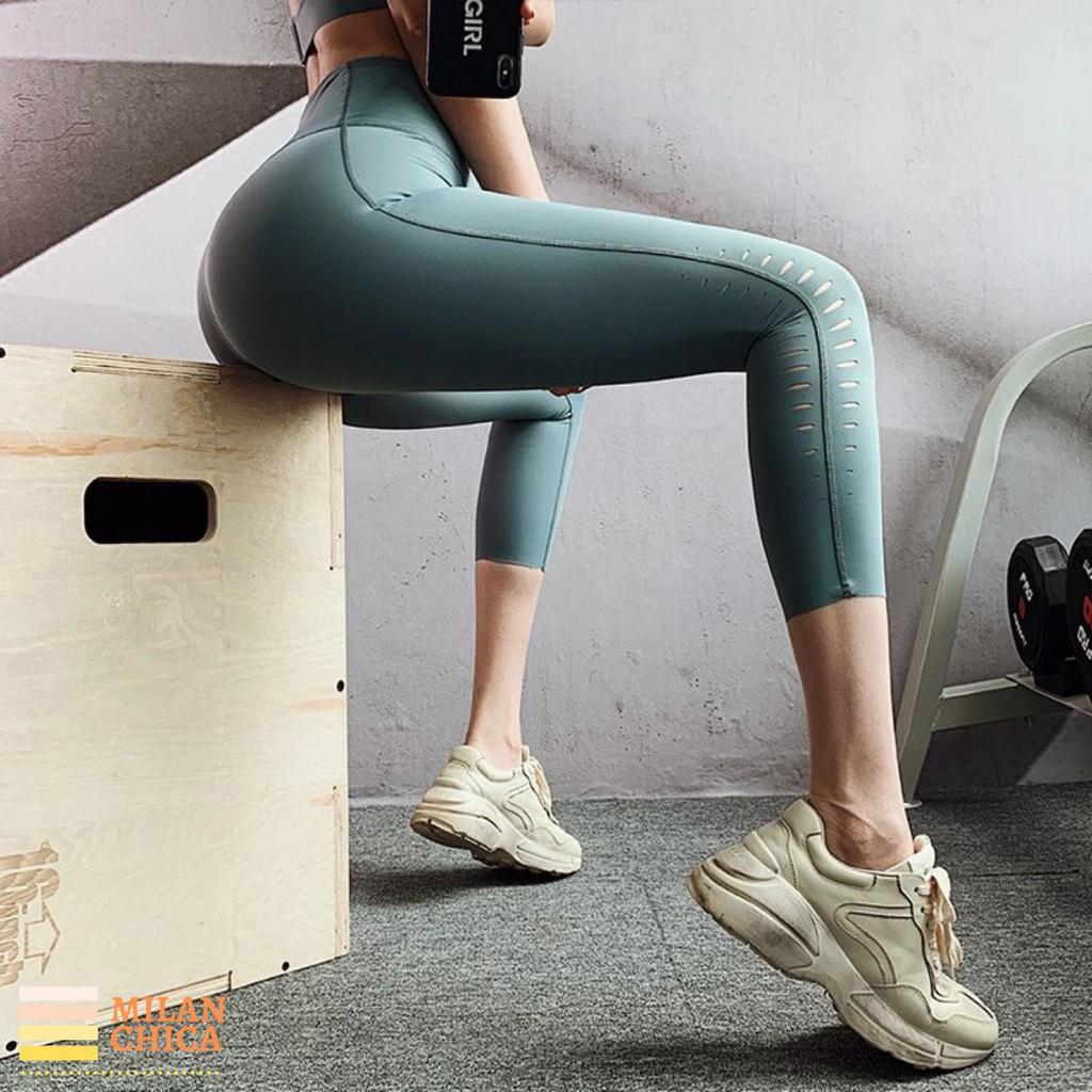 Quần dài Jogger có túi thể thao nữ QK1176 (Đồ Tập Gym,Yoga) (Không Áo) - Cửa Hàng Việt Nam - Livan Sport