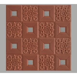Xốp dán tường 3D cao cấp chống thấm nước chống bám bẩn – XDT030 – Kích thước 70*70cm