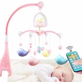 [DEAL HOT]Bộ đồ chơi nôi nhạc ru bé ngủ